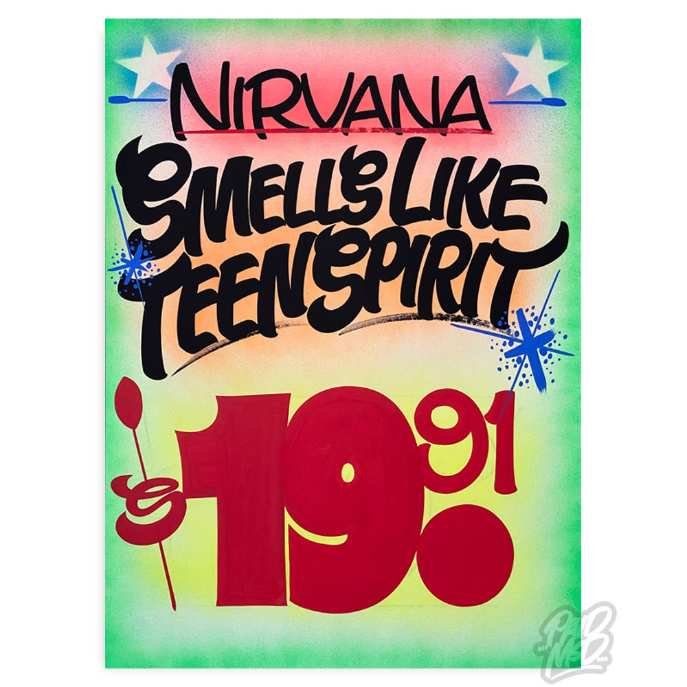Image of Smells Like Teen Spirit
