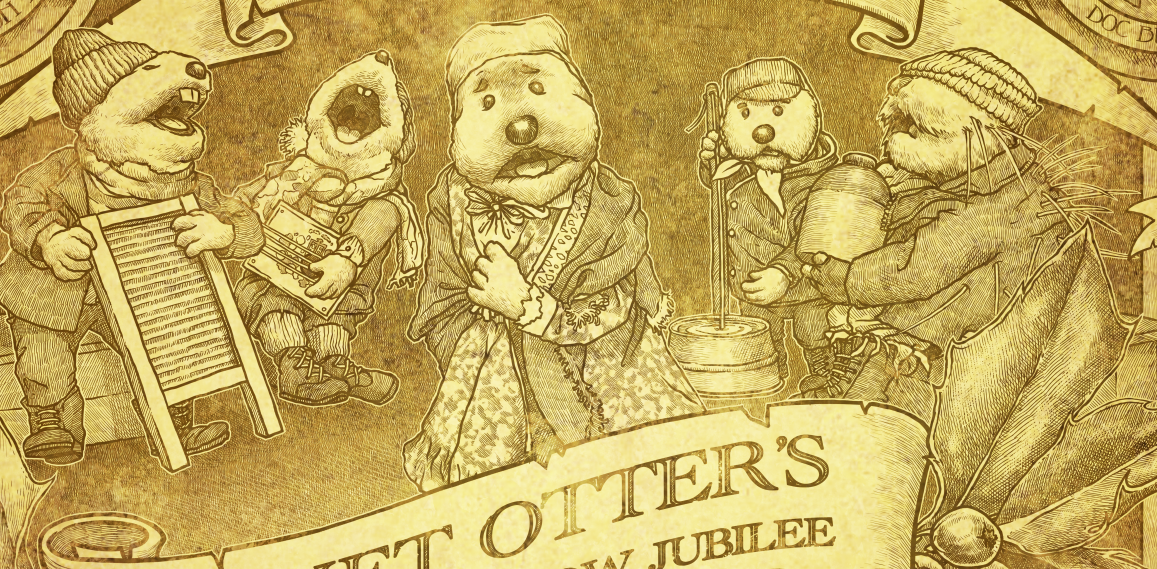 Image of Emmet Otter's Jugband Christmas