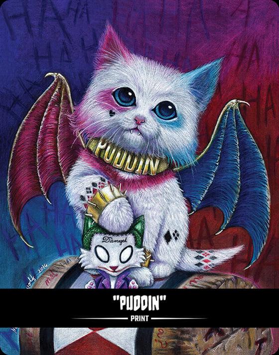 Image of Puddin (BITTENS) - Print