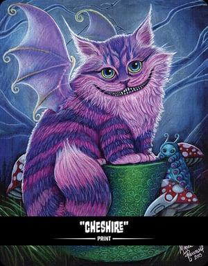 Cheshire (BITTENS) - Print