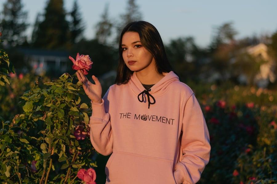Image of Rose Hoodie