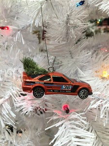 Image of Hot wheels® Ornament