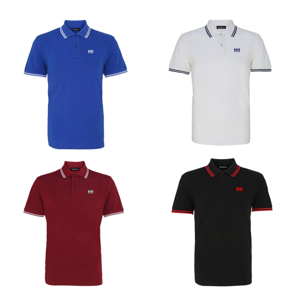 Classic Range - Tipped Polos