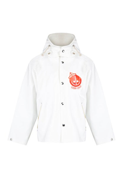 Image of Every Child Rain Jacket - KIDS -  Red Barnet Denmark ( Save The Children Denmark )