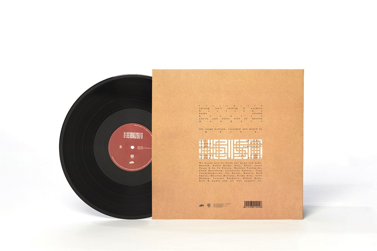 Image of HEISA / HEISA (LP)