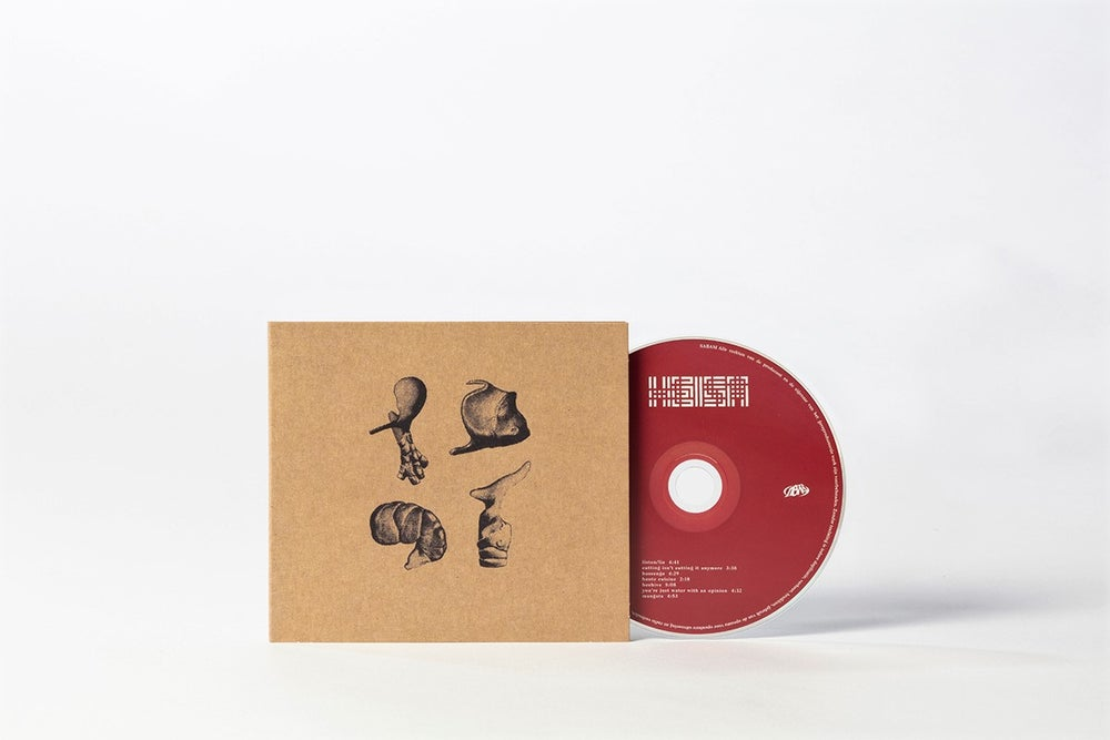 Image of HEISA / HEISA (CD)