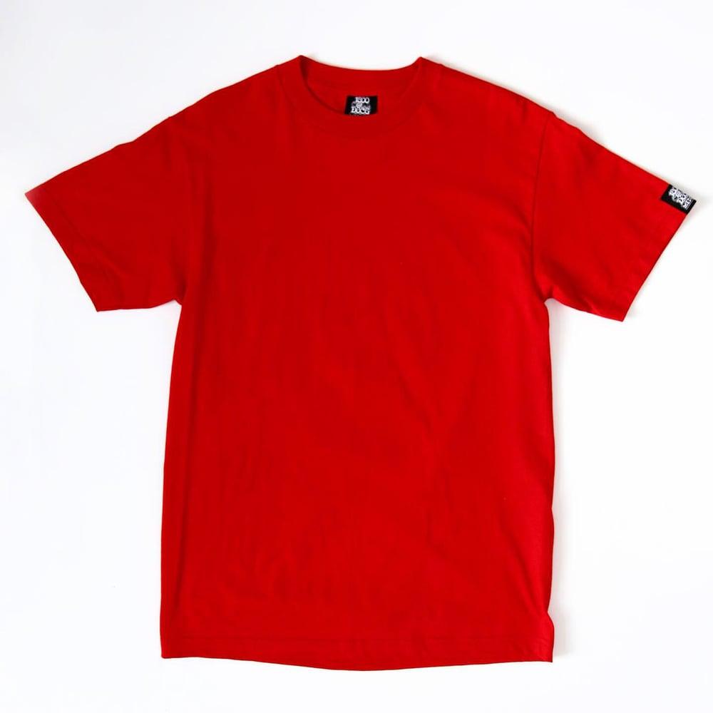 Image of Flameeeee Logo TEE (Red)