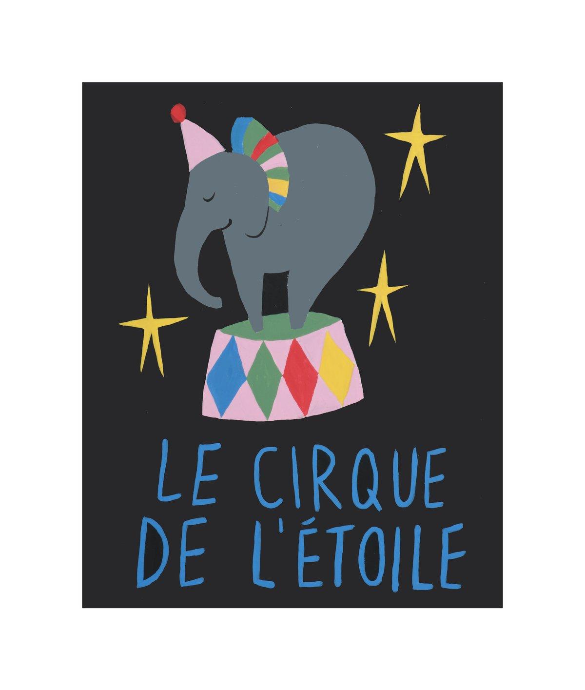 Image of Le Cirque De L'etoile