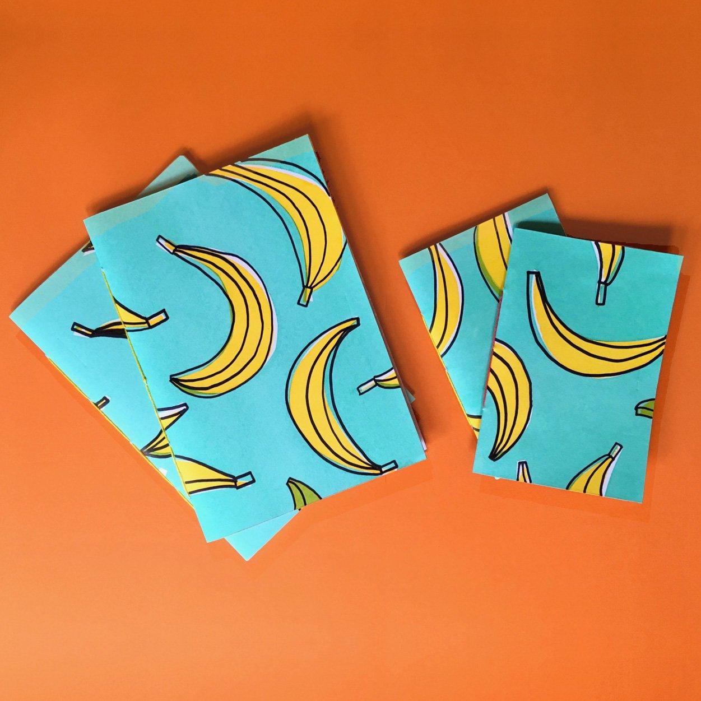 Banana Notebook