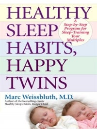 Image of Healthy Sleep Habits, Happy Twins