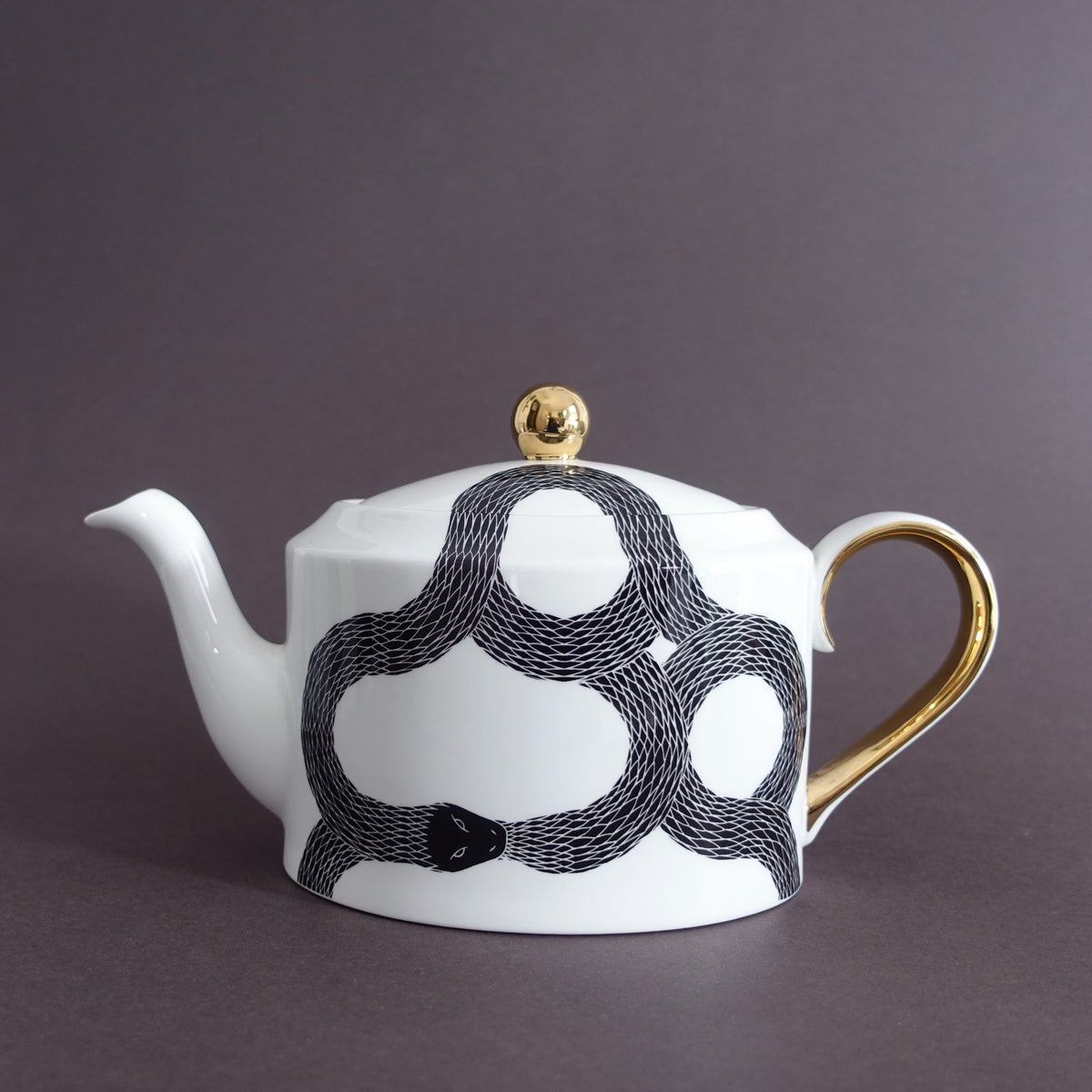 Image of Ouroboros Tea/Coffee Pot