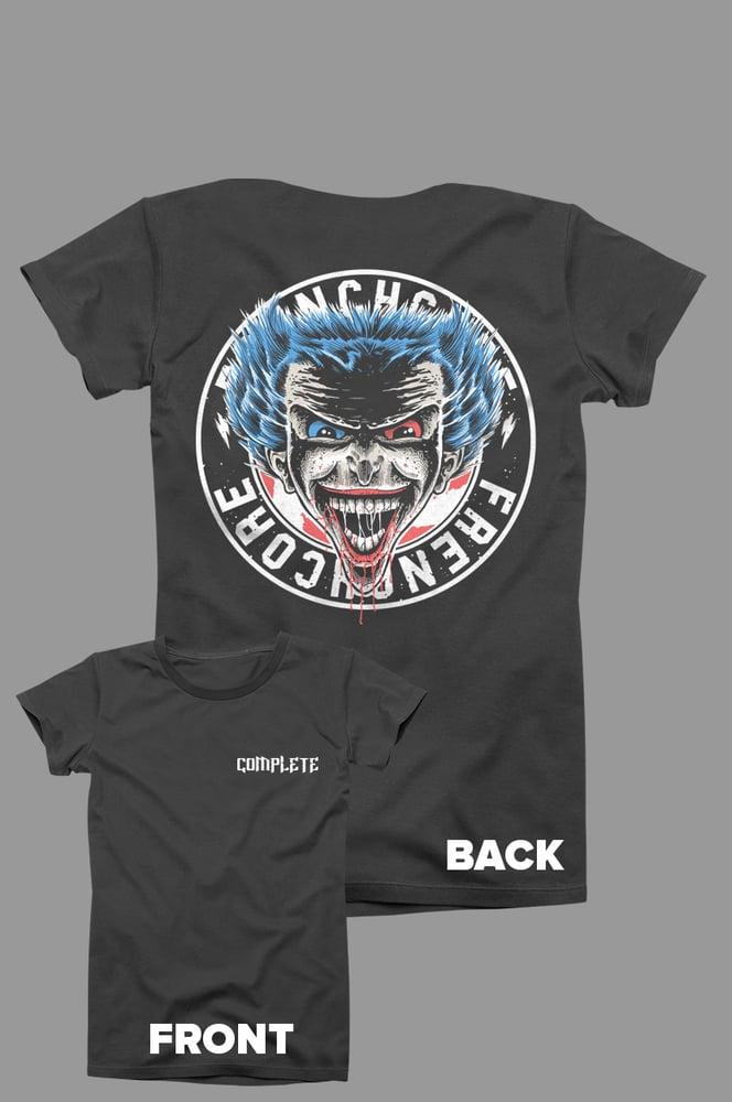Image of Frenchcore Joker T- Shirt