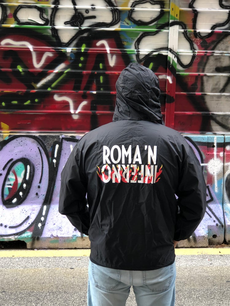 Image of windbreaker ROMA N'INFERNO