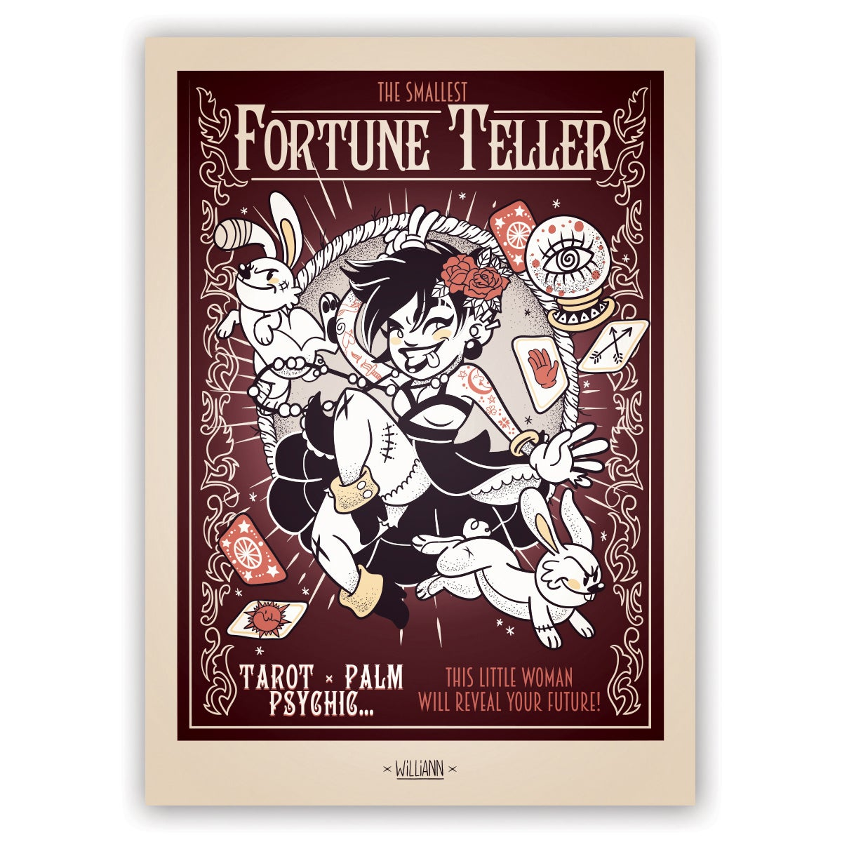 Image of The Smallest Fortune Teller