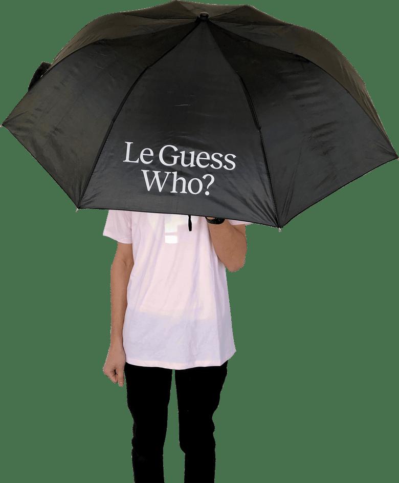 Image of Le Guess Who? 2019 // Umbrella