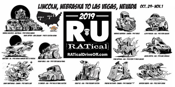 Image of Ratical Commemorative Mancave Banner