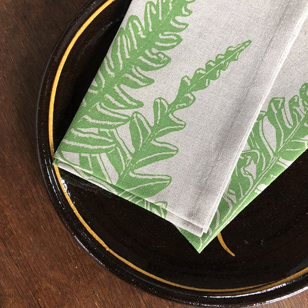 Image of Fern Napkins