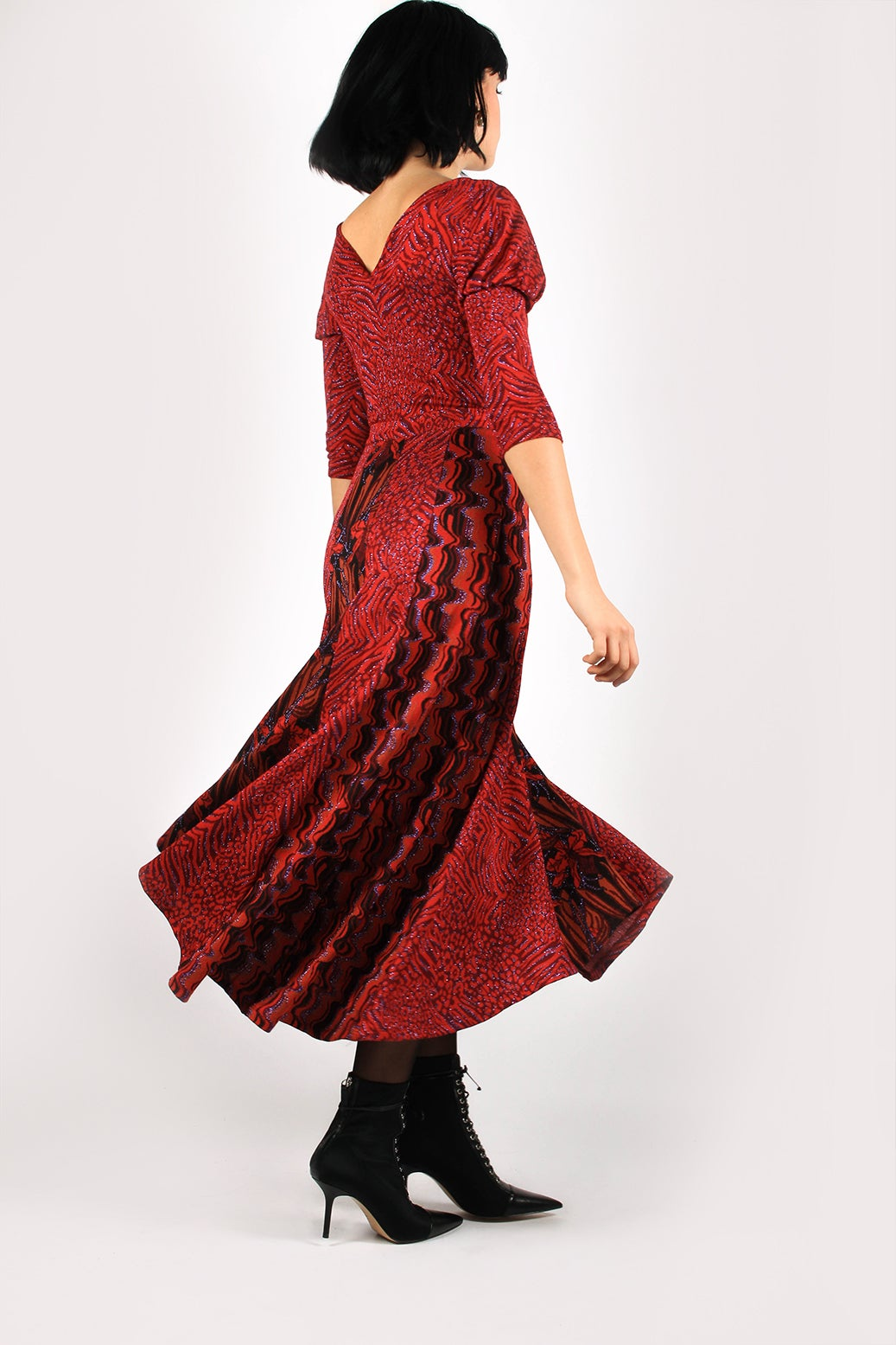 Image of GONNA GIOIA ROSSO €221 - 50%