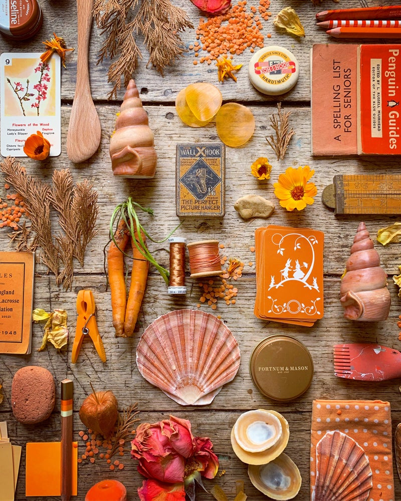 Image of 5ftinf Orange Collection Jigsaw Puzzle