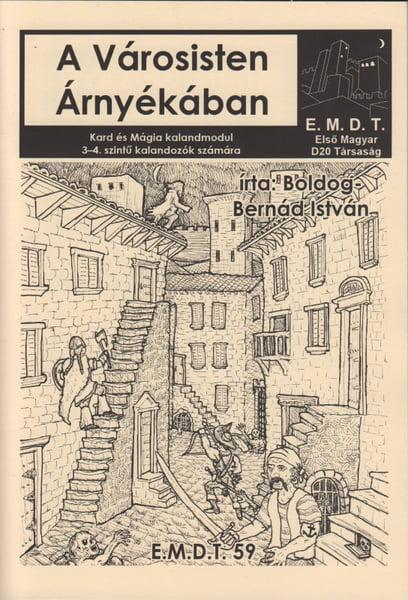 Image of A Városisten Árnyékában [Hungarian]