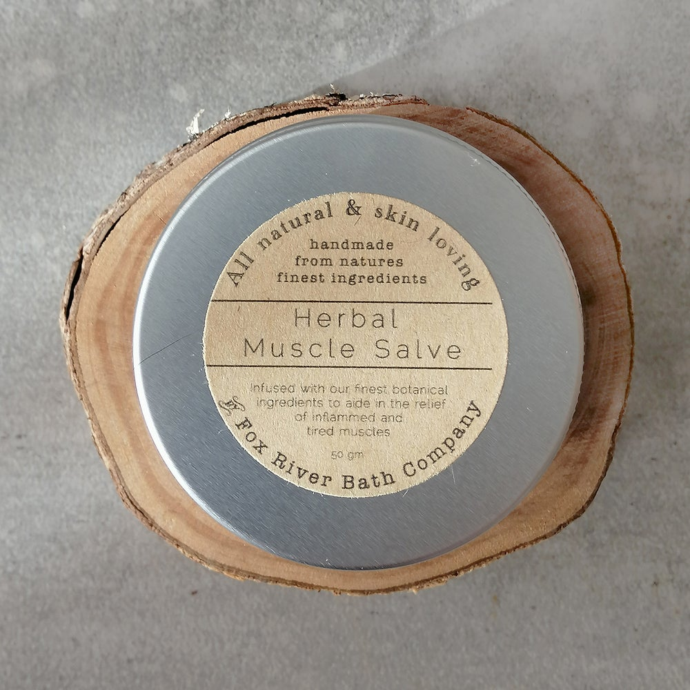 Image of Herbal Muscle Salve
