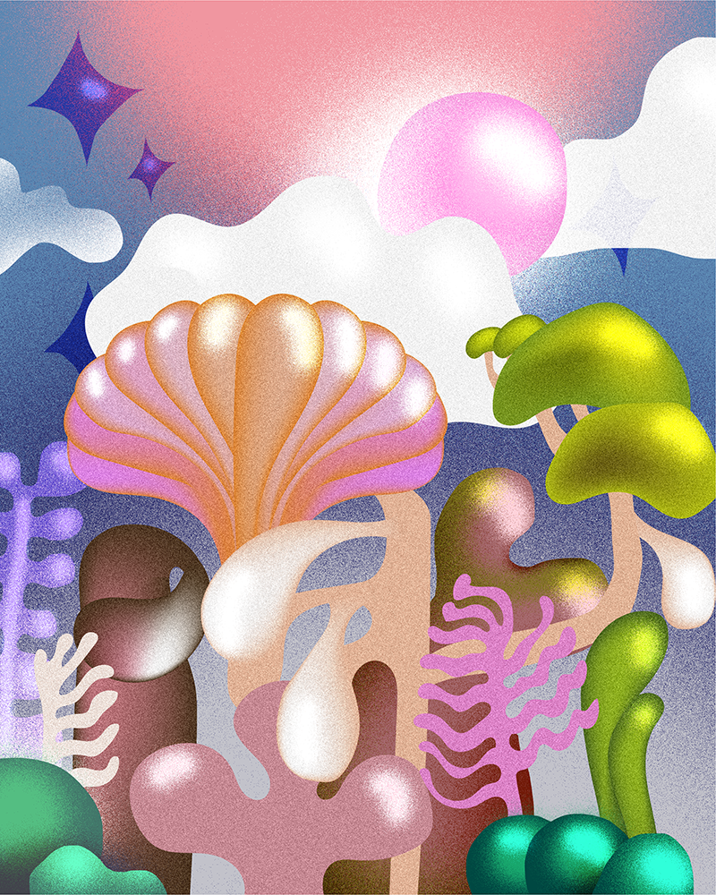 Image of Fungi Kingdom