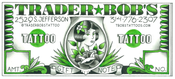 Image of Trader Bob's Gift Certificate