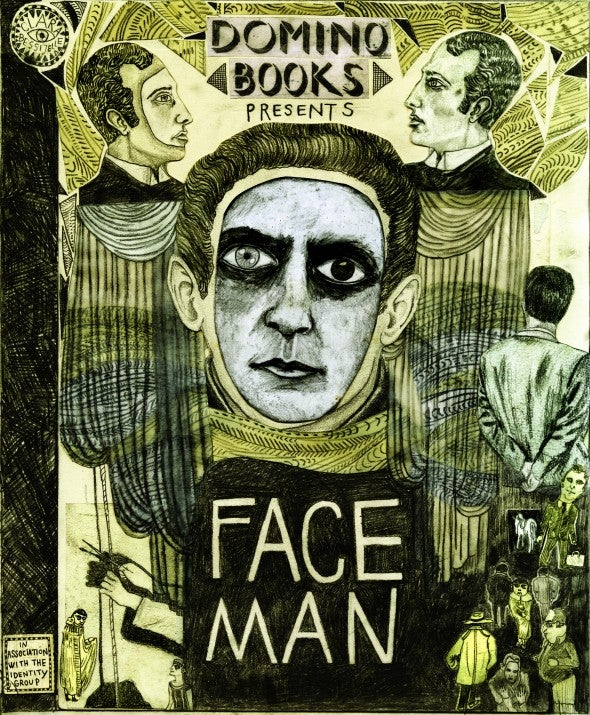 Image of Face Man by Clara Bessijelle