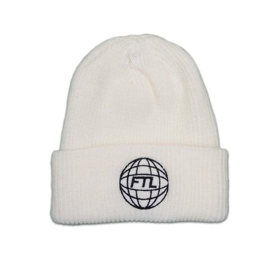 Image of FTL World Beanie (White)