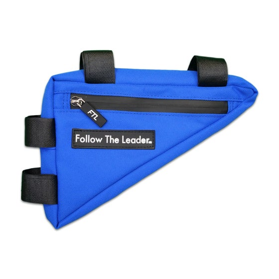 Image of FTL Bicycle Frame Bag (Royal)