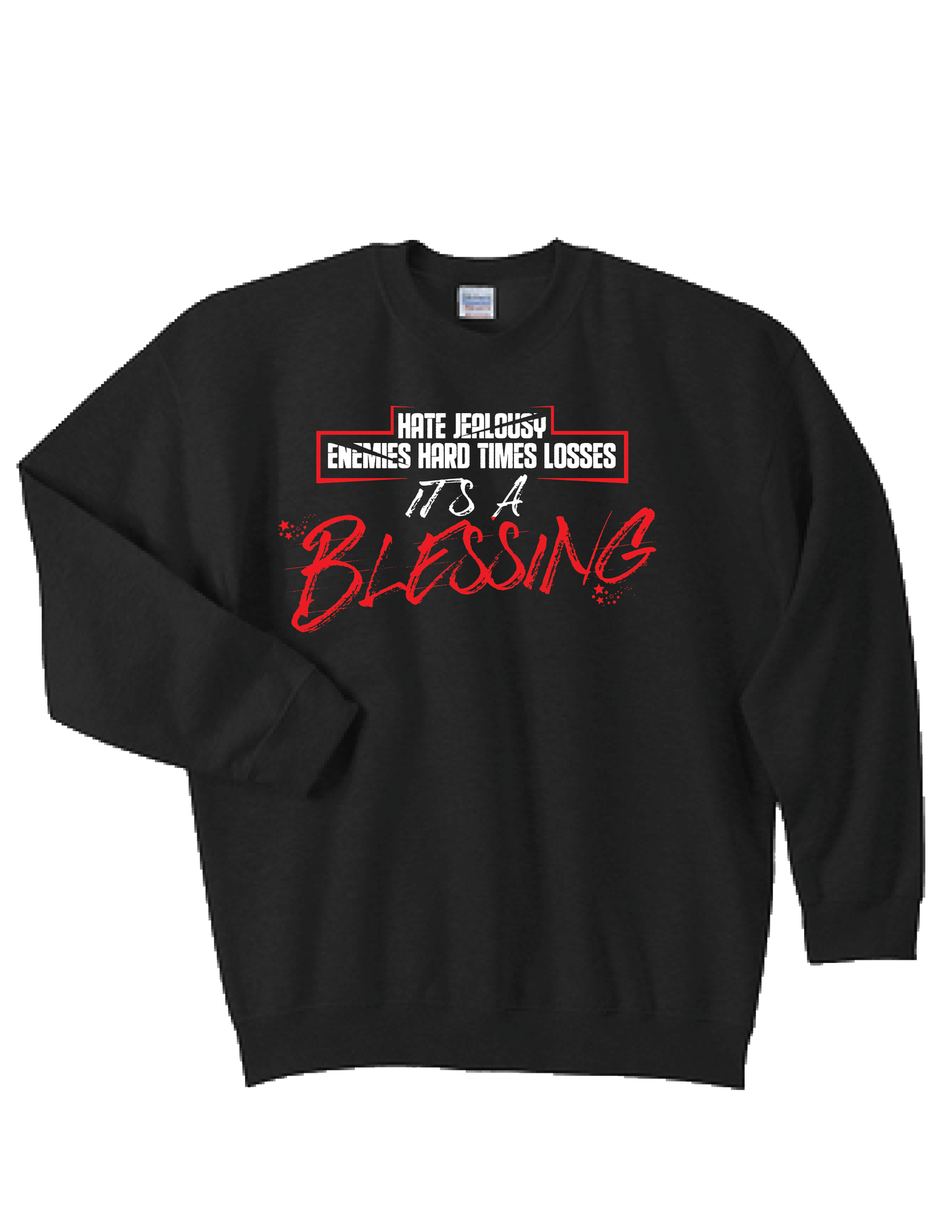 Image of It's A Blessing 🙏🏾 (Sweater)
