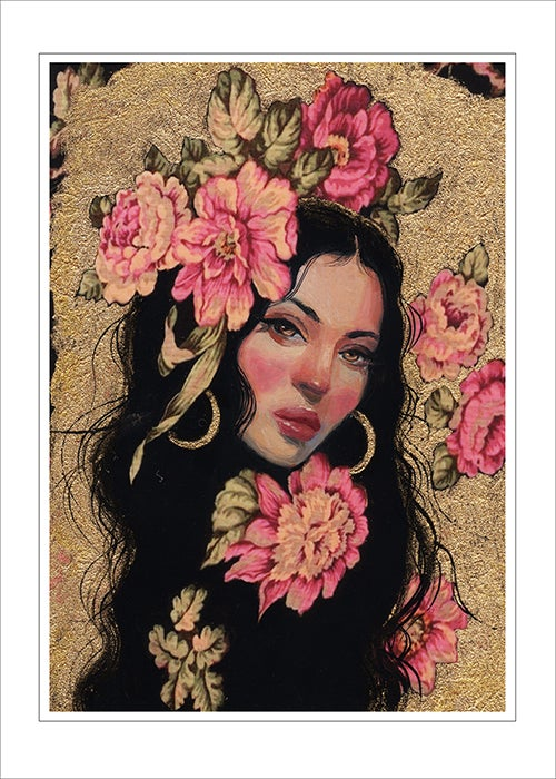 """Image of """"Dahlia"""" Limited edition print"""