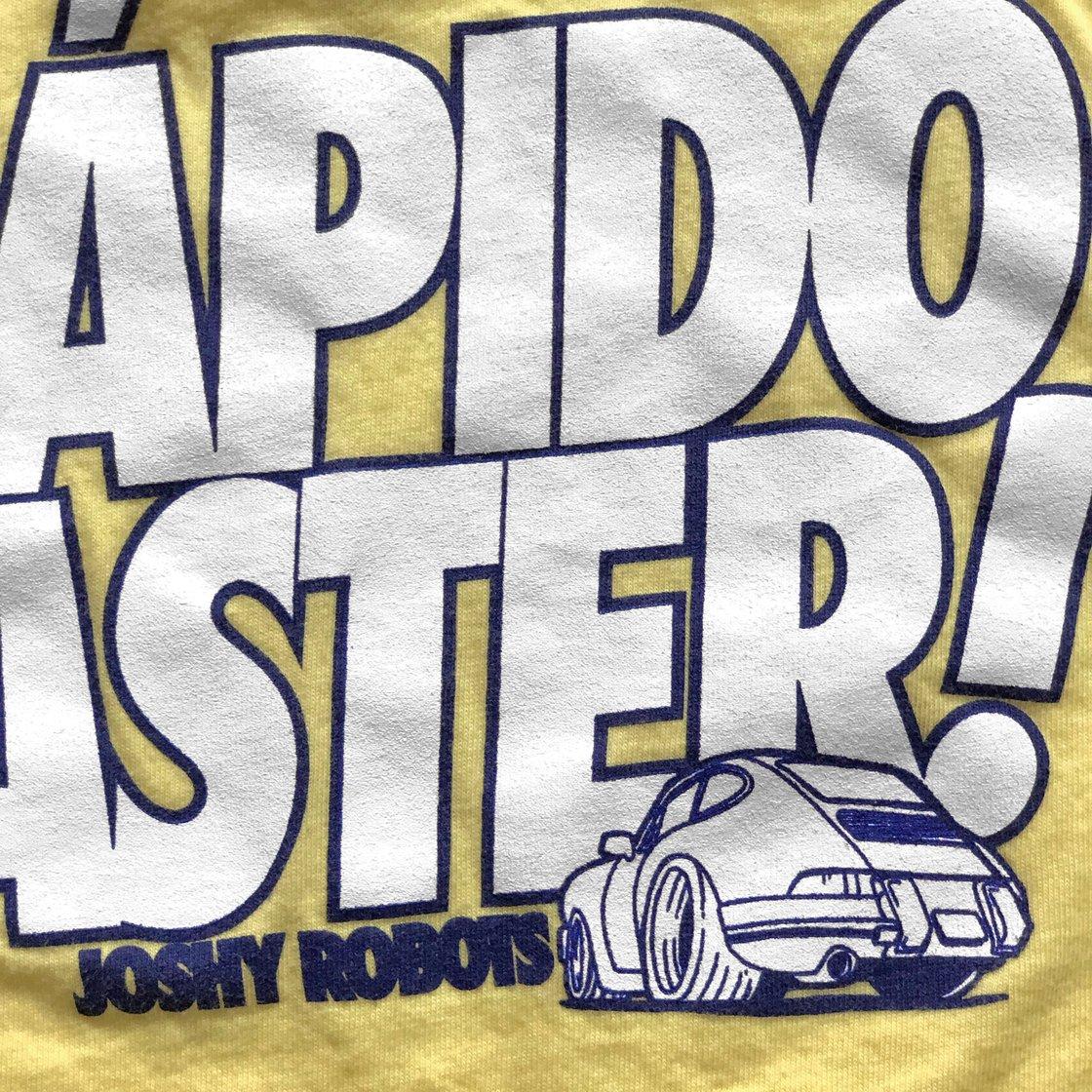 Image of Rápido! (kids)