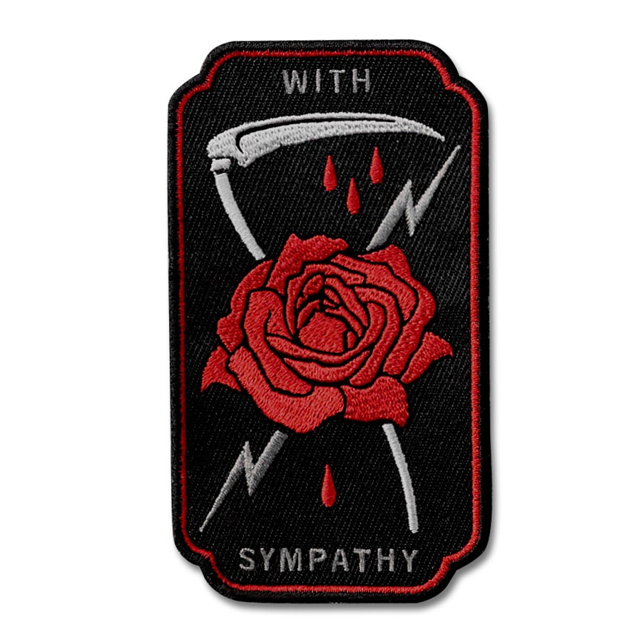 Image of With Sympathy Patch