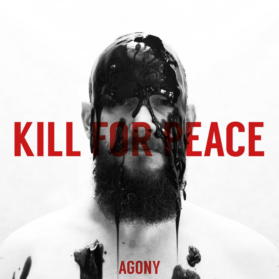 "Image of Kill For Peace - Agony 12"" Black Vinyl"