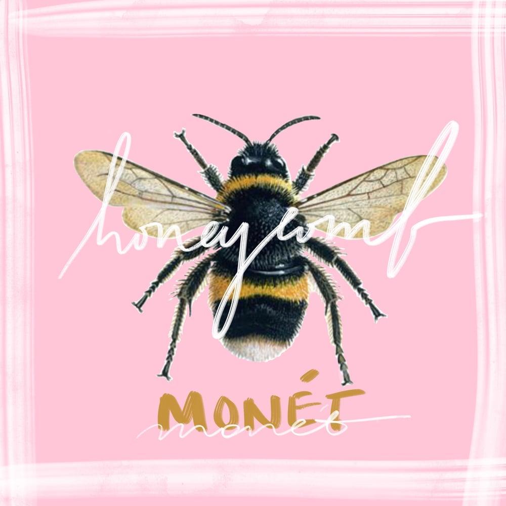 Image of Honeycomb Sticker