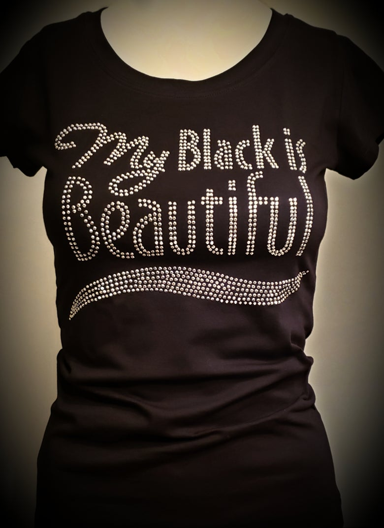 Image of My Black is Beautiful