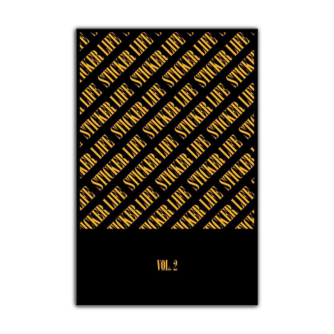 Image of Sticker Life Vol. 2 - Zine