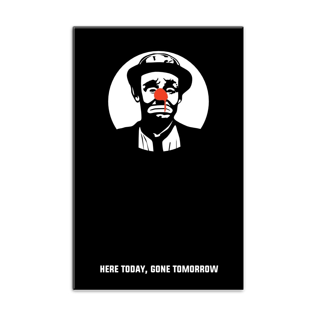 Image of Here Today, Gone Tomorrow - Zine