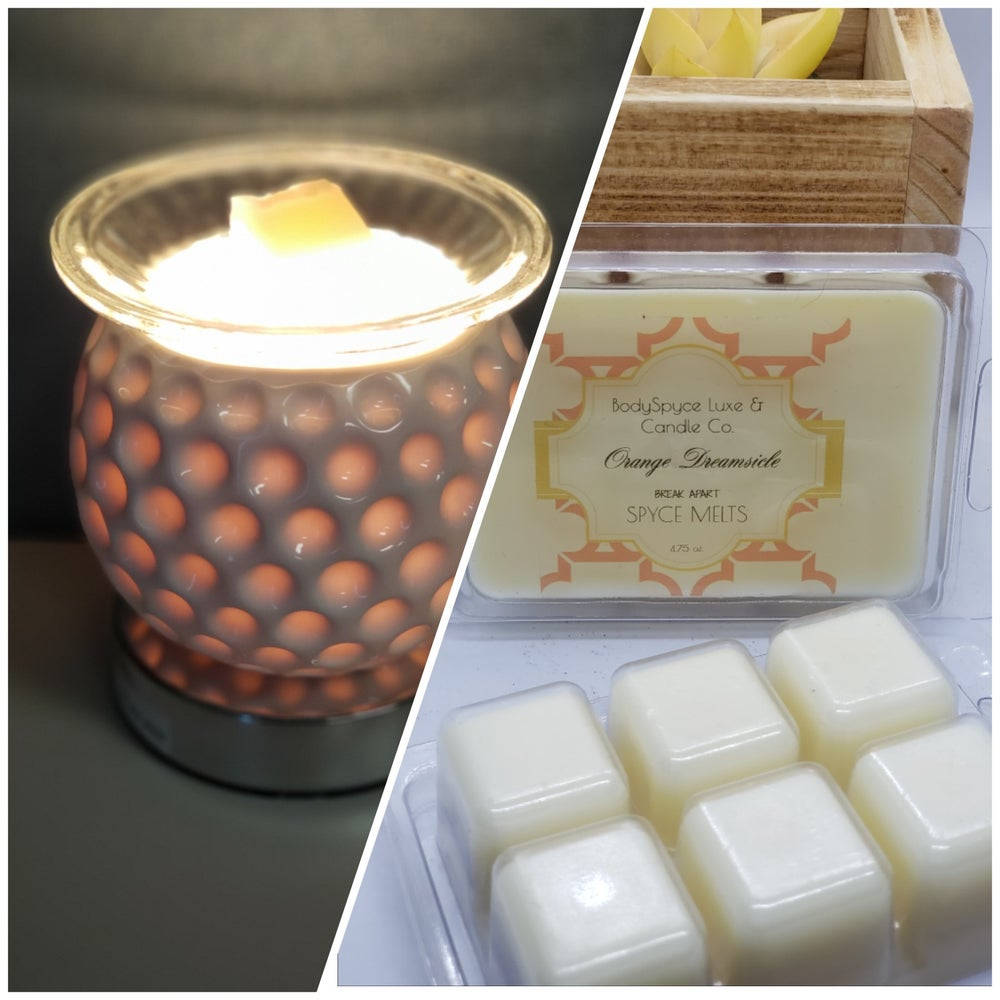Image of 2 WAX MELTS + WARMER/DIFFUSER