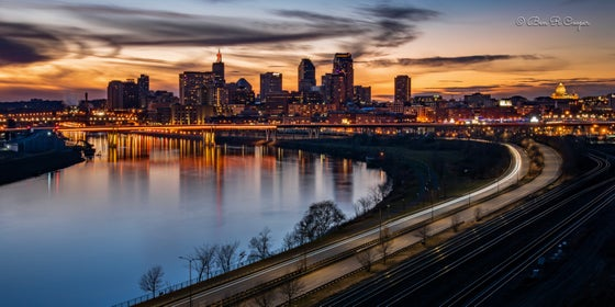 Image of Early Evening in Saint Paul