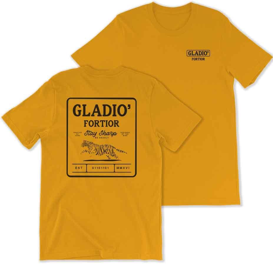 Image of Gladio Tigris - T-shirt