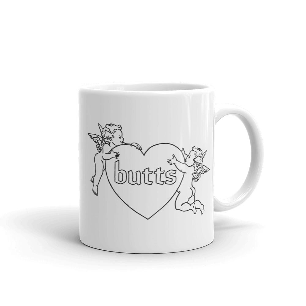 Image of Butts Mug