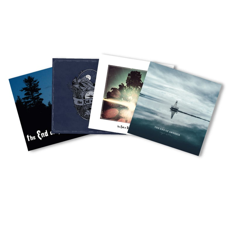 Image of 4 CD Discography (Incl. 50% Disc.)