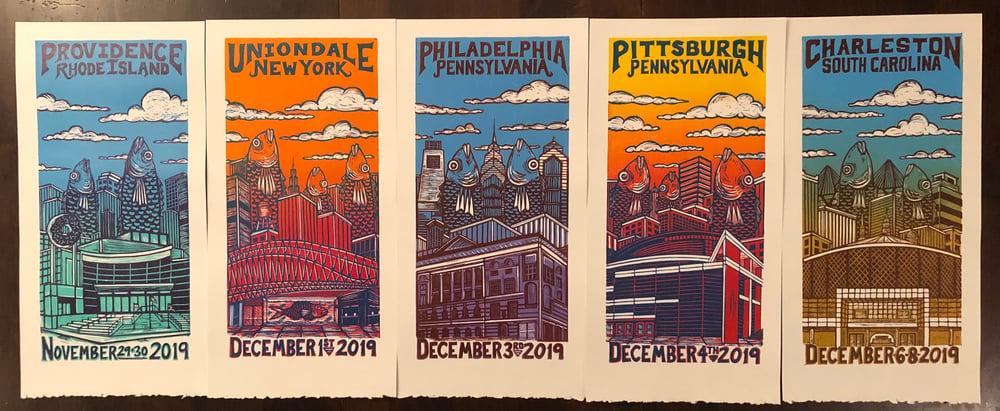 Image of Fall Tour prints