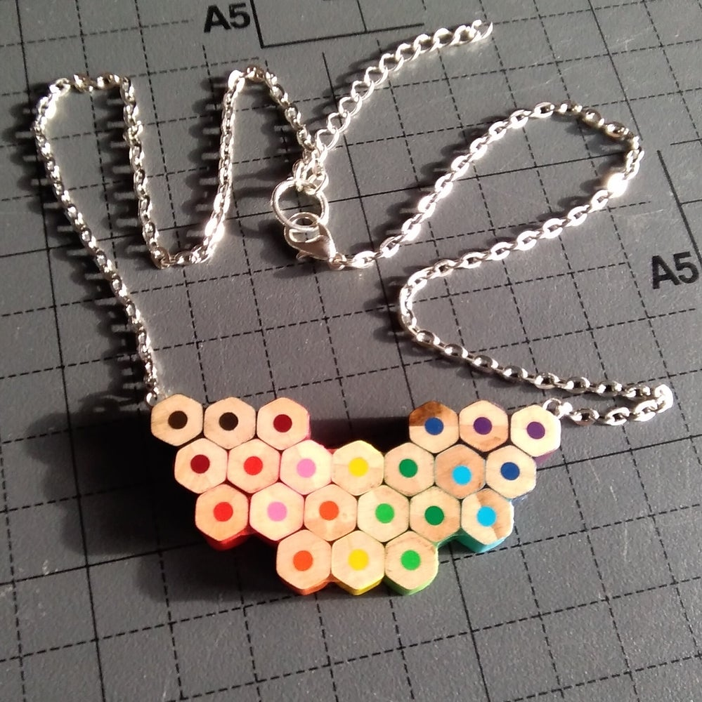 Image of spectrum necklace - special offer