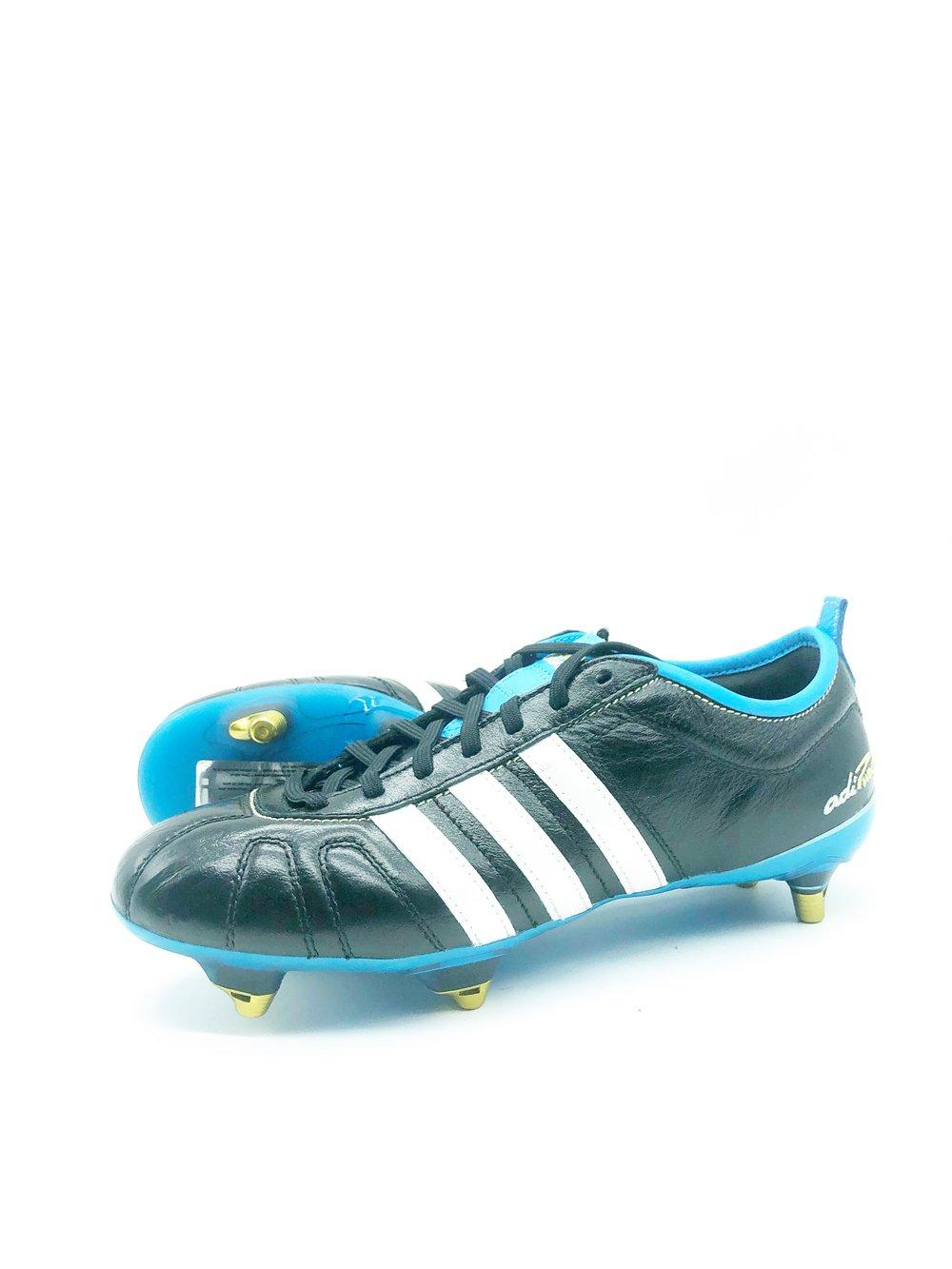 Image of Adidas adipure IV SG black