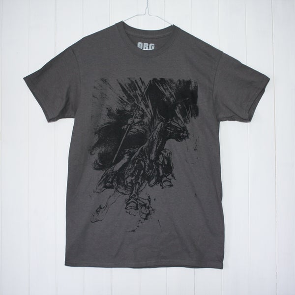 Image of Wotan's Ride Over Nordland T shirt