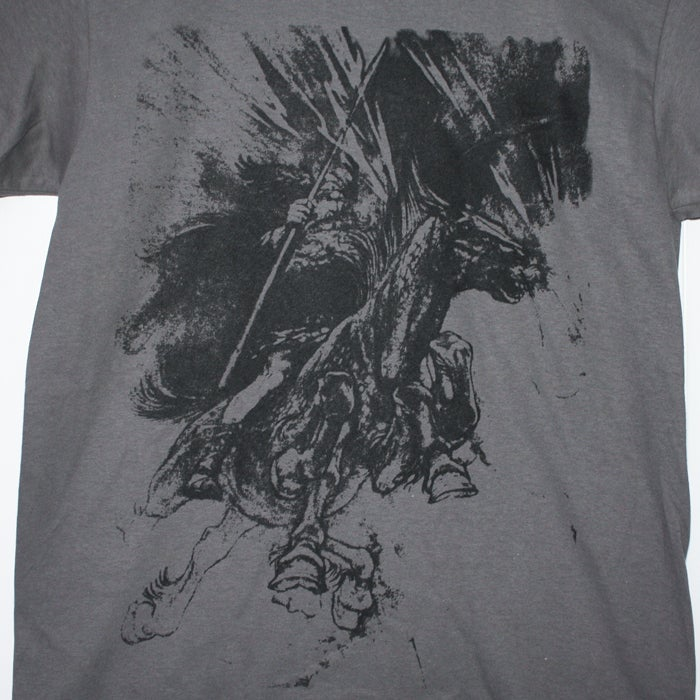 Image of Wotan's Ride Over Nordland longsleeve T