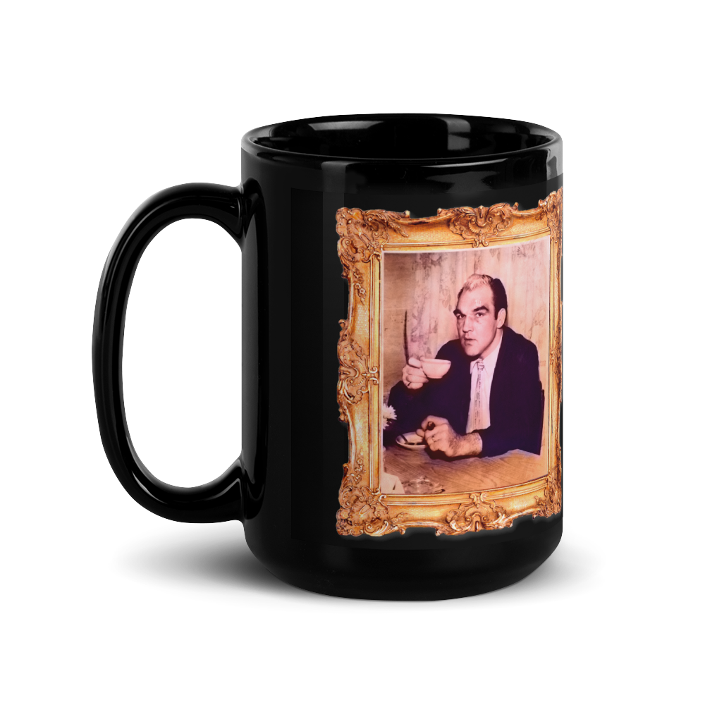 Image of Sputnik Monroe: Diamond Rings, Caddies & Coffee (15-oz premium mug)